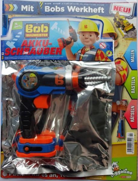 Bob der Baumeister Magazin 02/16