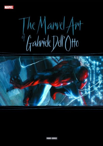 The Marvel Art of Gabriele Dell'otto
