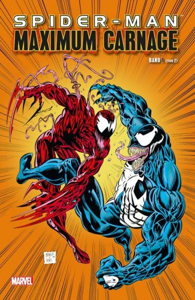 Spider-Man: Maximum Carnage 1