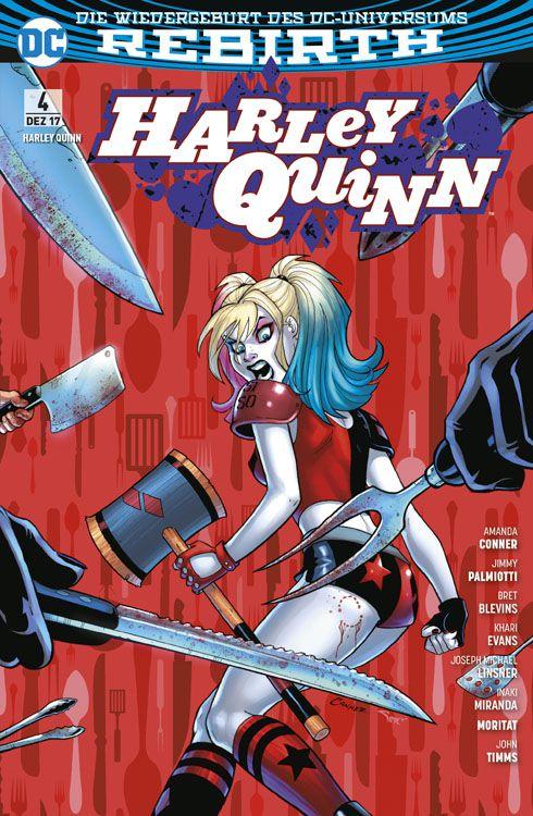 Harley Quinn 4: Niedere Regionen