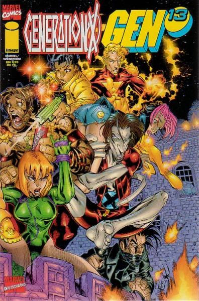 Marvel Wildstorm 1 - Generation/X-Gen13