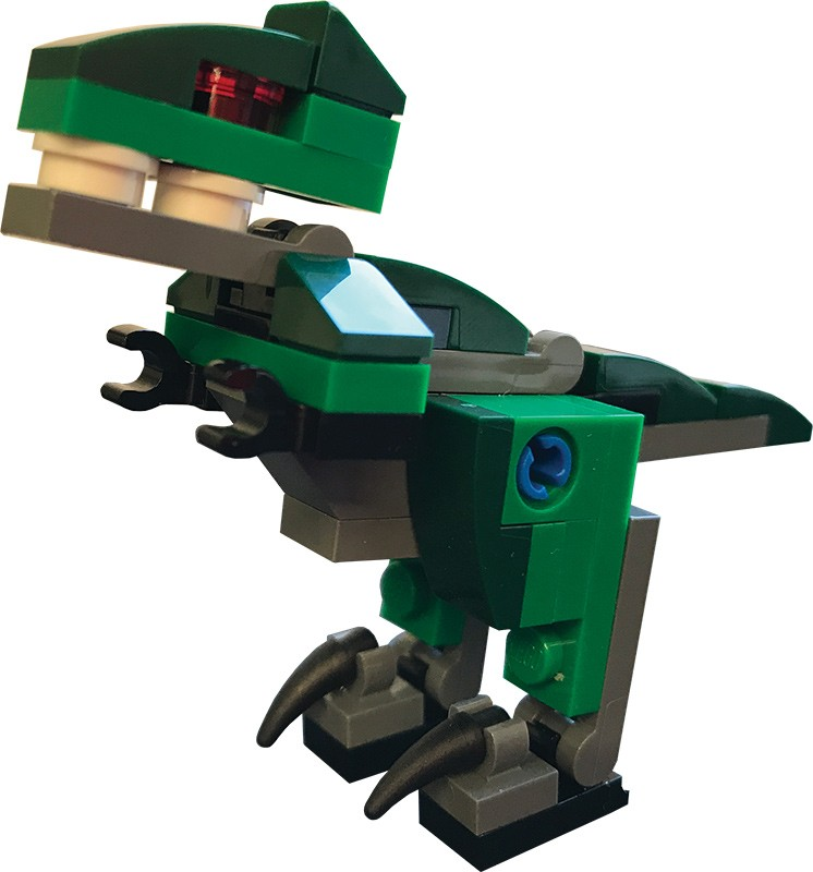 Lego Buch – Lesen Lernen Spielen – Dinos, das große Lego-Abenteuer für Dino-Fans mit Dino-Modell