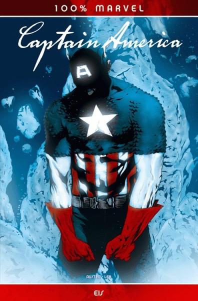 100% Marvel 6: Captain America 1 - Eis