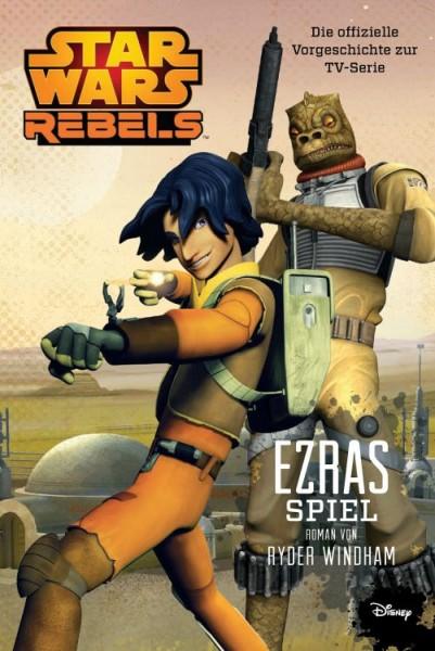 Star Wars: Rebels - Ezras Spiel