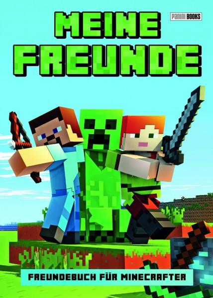 Freundebuch für Minecrafter