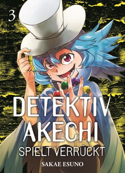 Detektiv Akechi spielt verrückt 3