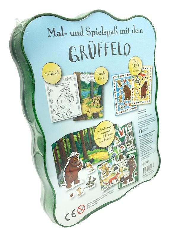 Der Grüffelo – Mal und Spielspaß