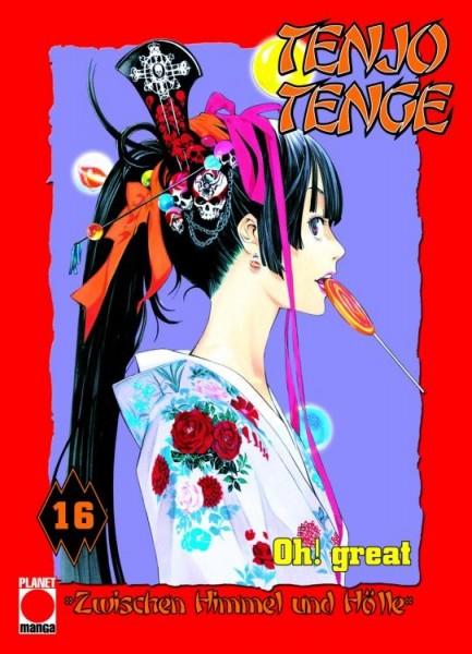 Tenjo Tenge 16
