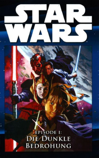 Star Wars Comic-Kollektion 20 - Episode I - Die dunkle Bedrohung