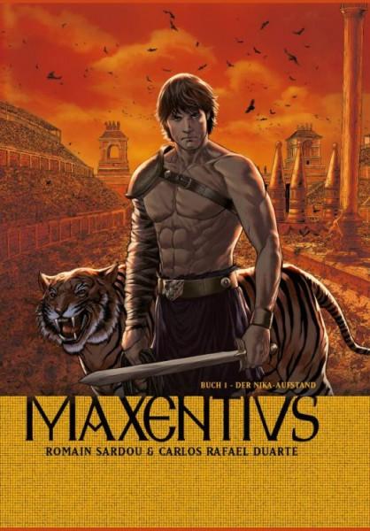 Maxentius 1: Der Nika-Aufstand