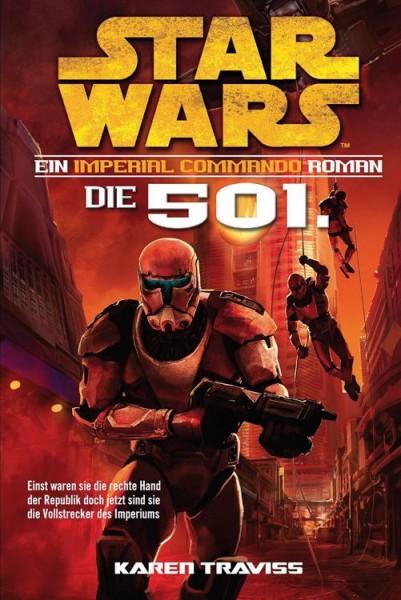 Star Wars: Imperial Commando Roman - Die 501.