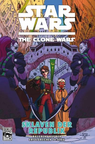 Star Wars - The Clone Wars 3 - Sklaven der Republik