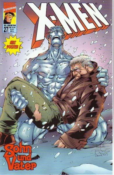 X-Men 27: Sohn und Vater