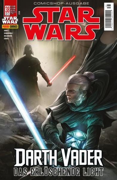 Star Wars 38: Darth Vader - Das erlöschende Licht 3 & 4 (Comicshop-Ausgabe)