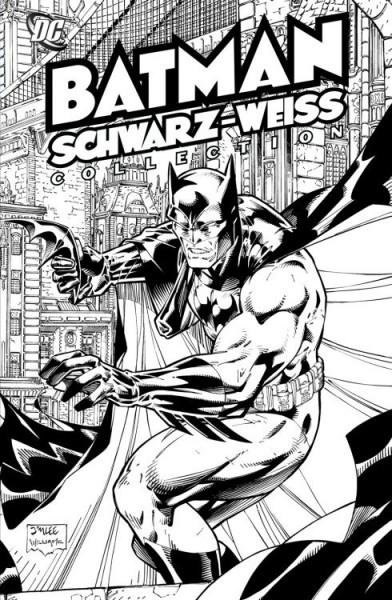 Batman: Schwarz-Weiss Collection 2