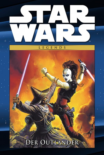 Star Wars Comic-Kollektion 93 - Der Outlander