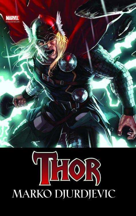 Thor - The Art of Marko Djurdjevic