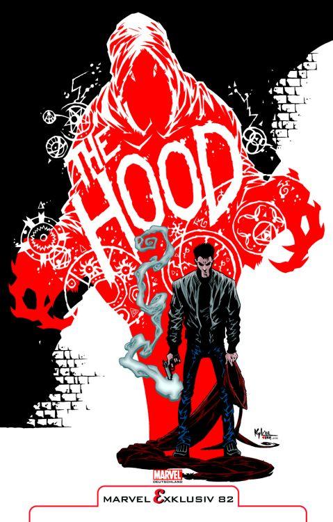 Marvel Exklusiv 82: Hood