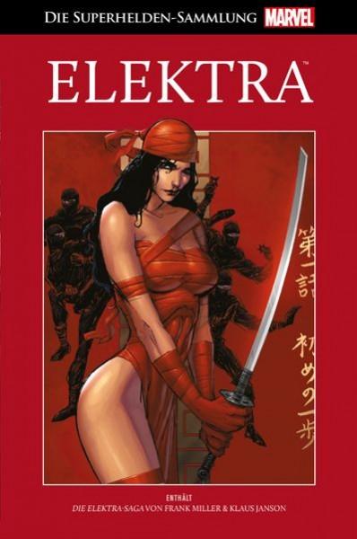 Die Marvel Superhelden Sammlung 41: Elektra