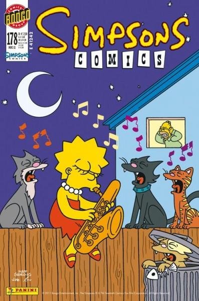 Simpsons Comics 178