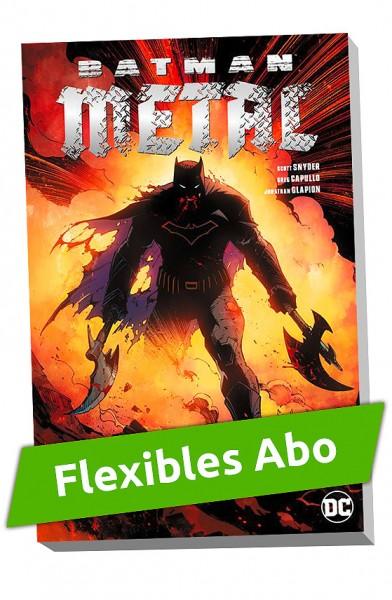 Flexibles Abo - DC Paperback