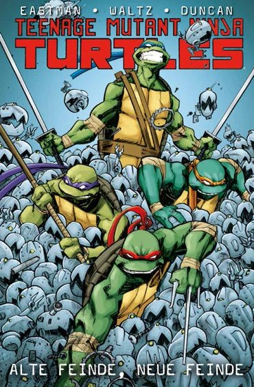 Teenage Mutant Ninja Turtles 2: Alte Feinde, neue Feinde