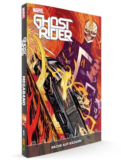 Ghost Rider Megaband 1