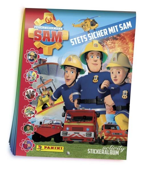 Feuerwehrmann Sam Stickerkollektion – Album
