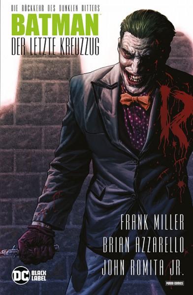 Batman: Der letzte Kreuzzug Variant Cover