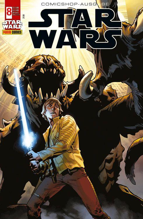 Star Wars 8: Comicshop-Ausgabe