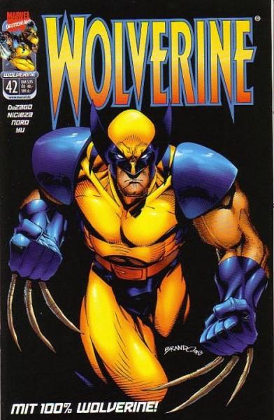 Wolverine 42: Mit 100% Wolverine