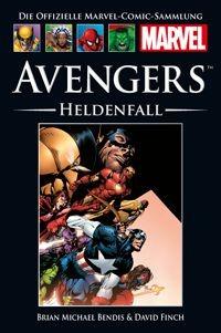 Hachette Marvel Collection 5: Avengers - Heldenfall