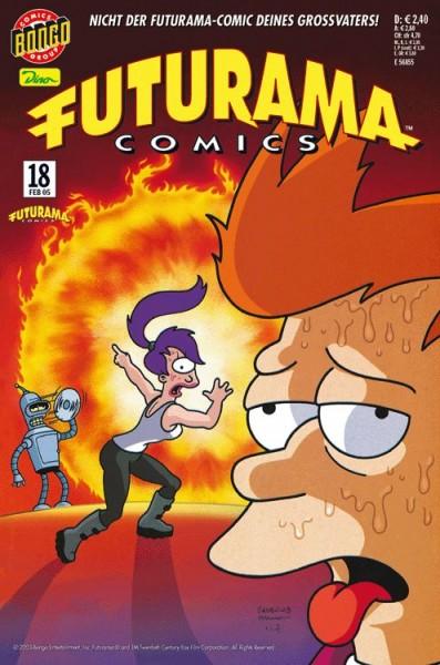 Futurama Comics 18