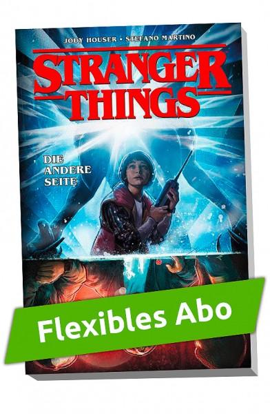 Flexibles Abo - Stranger Things