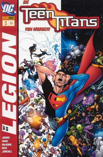 Teen Titans Sonderband 5: Titanen der Zukunft