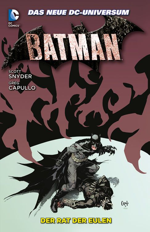 Batman 1 - Der Rat der Eulen Hardcover