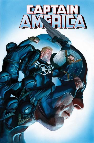 Captain America 3 Cover