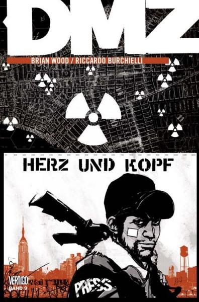 DMZ 9: Herz und Kopf