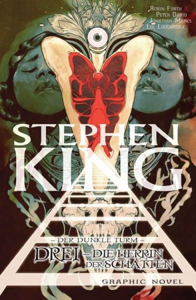 Stephen King: Der Dunkle Turm 14: Drei - Die Herrin der Schatten