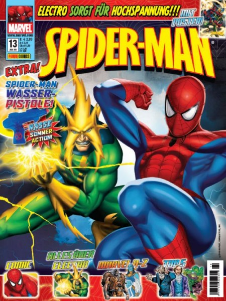 Spider-Man Magazin 13