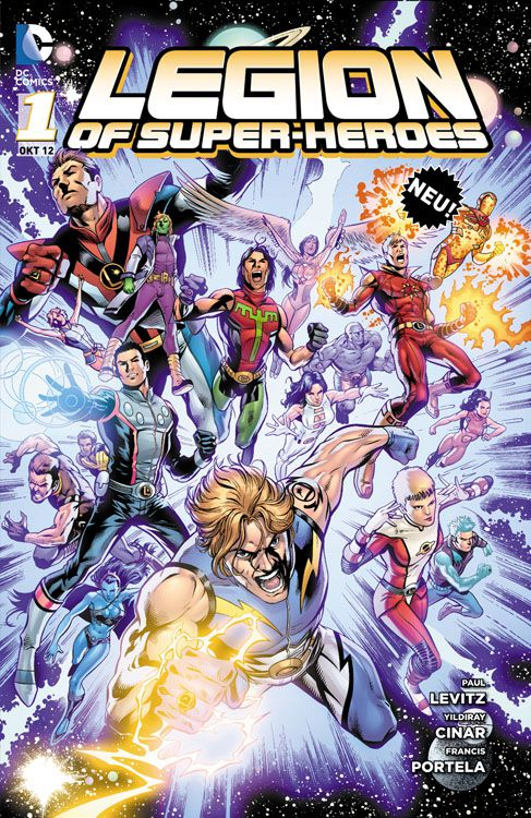 Legion of Super-Heroes 1