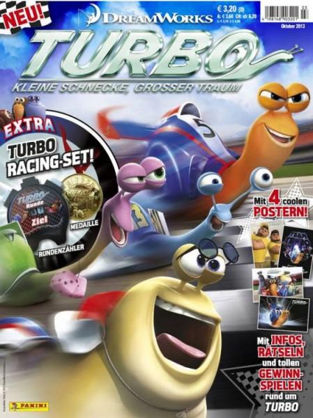 Turbo: Kleine Schnecke, grosser Traum