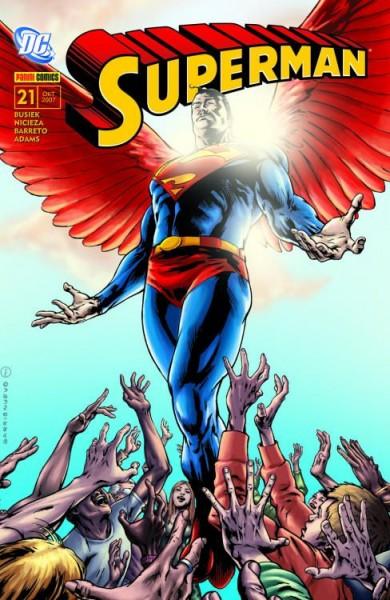 Superman Sonderband 21: Engel und Teufel