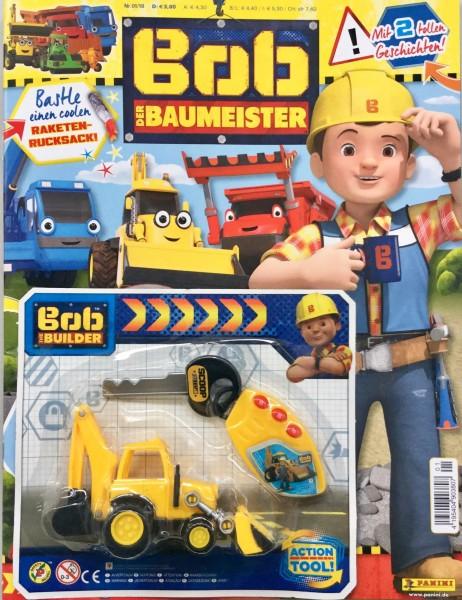 Bob der Baumeister Magazin 01/19