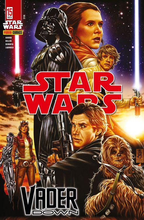 Star Wars 15 (Kiosk-Ausgabe)
