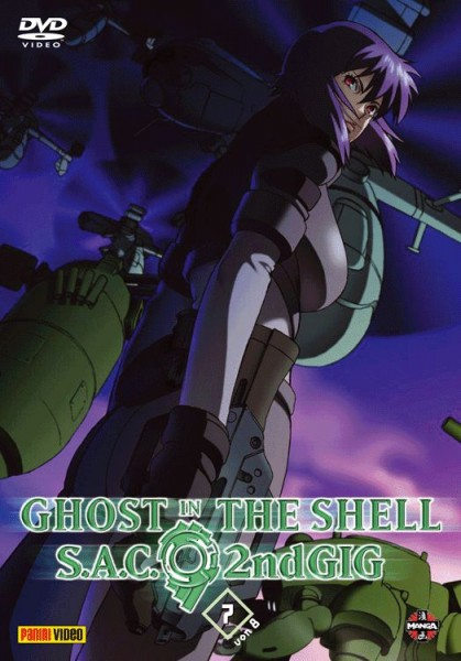 Ghost in the Shell: Sac 2nd Gig 7
