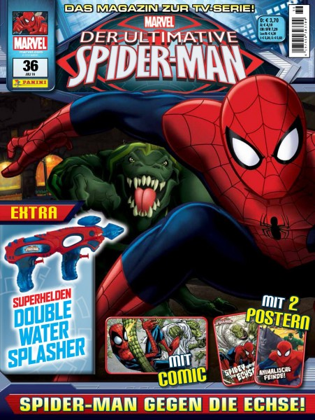 Der ultimative Spider-Man - Magazin 36