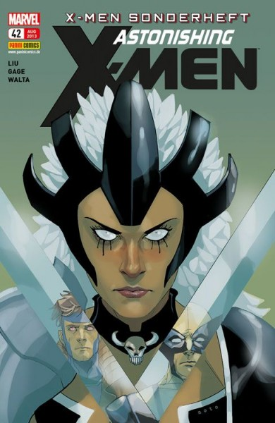 X-Men Sonderheft 42: Astonishing X-Men