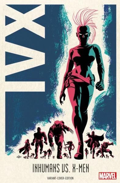 Inhumans vs. X-Men 1