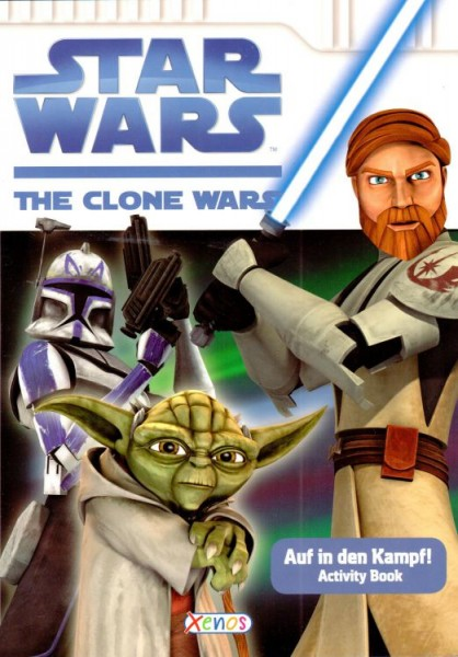 Star Wars: The Clone Wars - Auf in den Kampf!